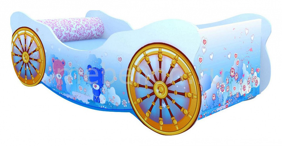 Кровать Кровати-машины Мишки K003