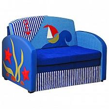 Диван-кровать Мася-9 Кораблик 8191127 синий