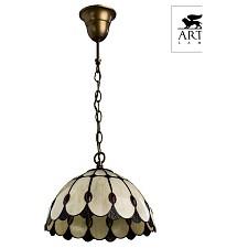 Подвесной светильник Arte Lamp A3164SP-1BG Perla