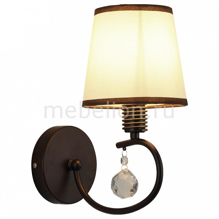 Бра Vele Luce Giordino VL1586W01 бра vele luce vl1586w01 коричневый