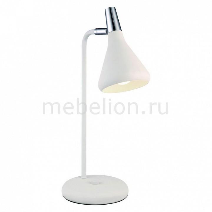 Настольная лампа офисная Arte Lamp Ciclone A9154LT-1WH бра cl418321 citilux
