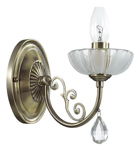 Бра Odeon Light Perlita 3138/1W odeon light бра odeon light perlita bronze 3138 1w