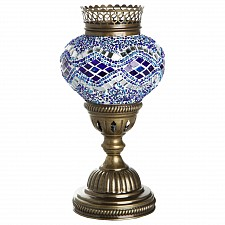Настольная лампа декоративная Марокко 0912A,05
