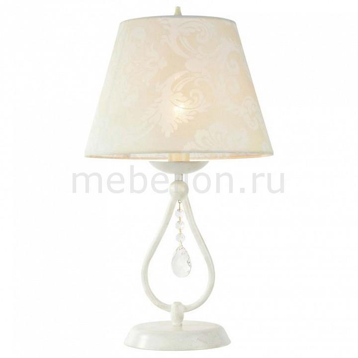 Настольная лампа Maytoni декоративная Talia 1 ARM334-11-W настольная лампа talia 3 maytoni arm334 11 w