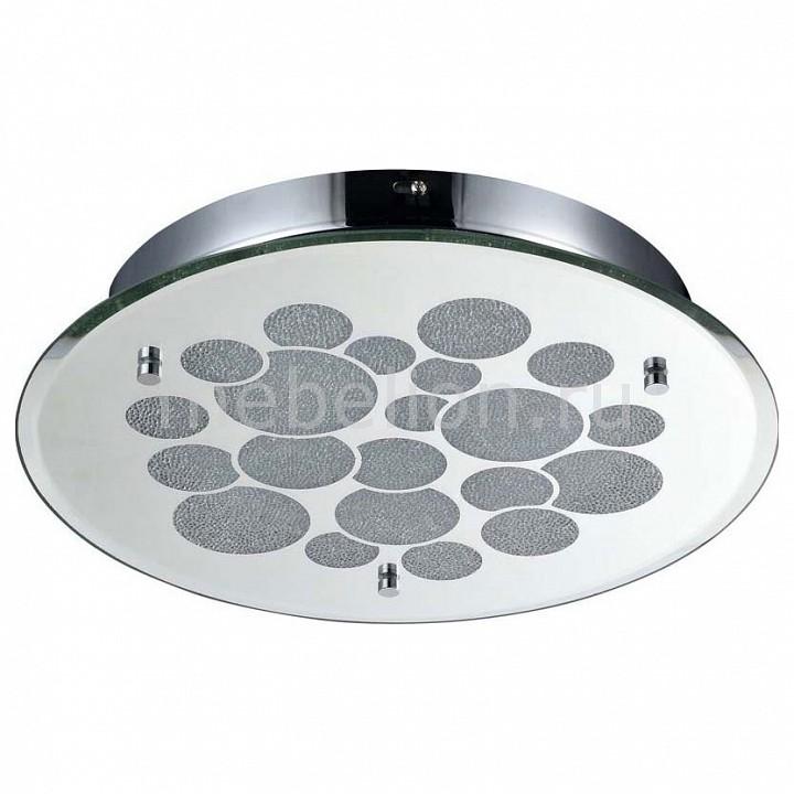 Накладной светильник Maytoni Glitter C445-CL-01-18W-N потолочный светодиодный светильник maytoni glitter c445 cl 01 18w n