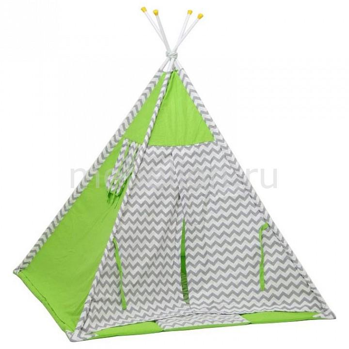Палатка Polini Polini Kids Зигзаг палатка polini polini kids монстрики