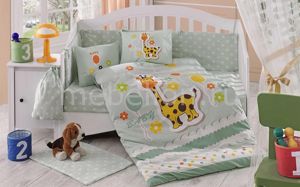 Комплект с одеялом детский HOBBY Home Collection PUFFY комплект детский hobby home collection puffy