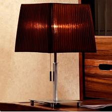 Настольная лампа декоративная Гофре CL914812