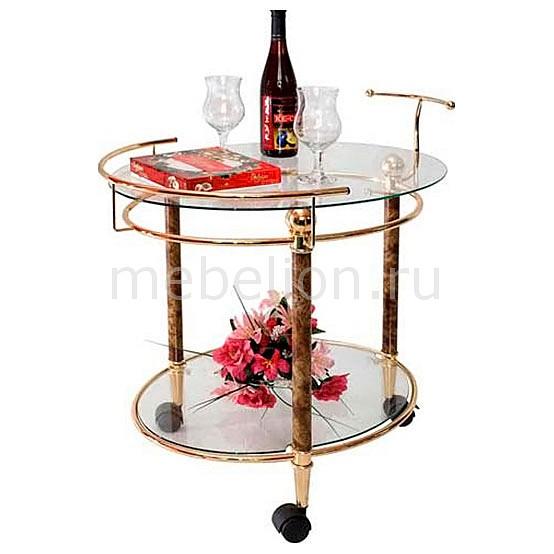 Стол сервировочный 4016 золото mebelion.ru 4186.000