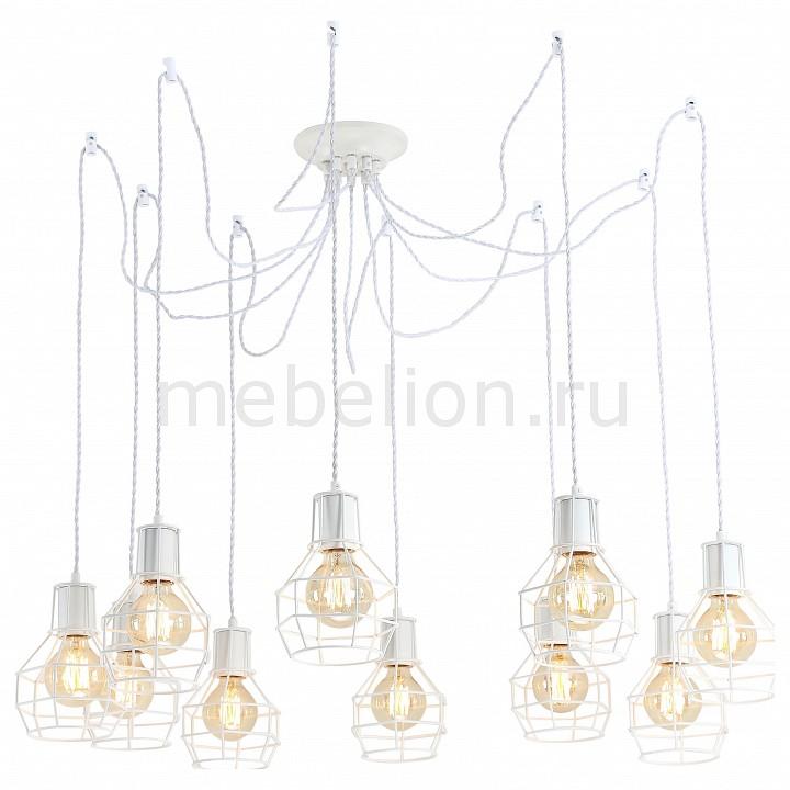 Подвесной светильник Arte Lamp 9182 A9182SP-10WH crystal lamp d1489 10wh