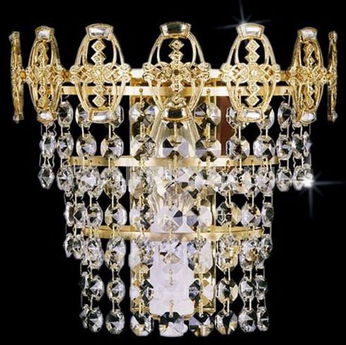 Накладной светильник Preciosa Brilliant 25 0480 001 15 00 00 01  недорого
