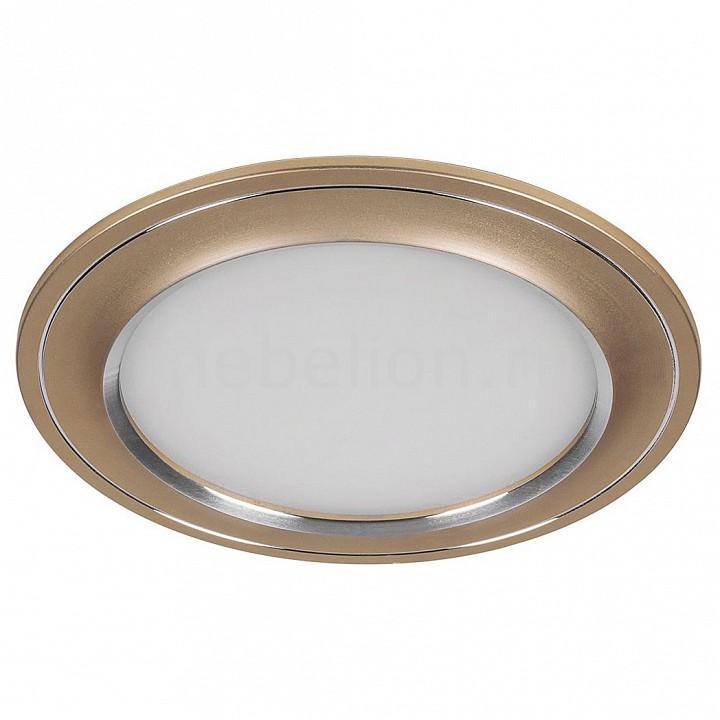 Встраиваемый светильник Feron AL650 28929 встраиваемый светильник feron al650 28933