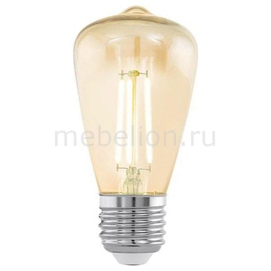 Лампа светодиодная [поставляется по 10 штук] Eglo Лампа светодиодная ST48 E27 3,5Вт 2200K 11553 [поставляется по 10 штук] лампа светодиодная [поставляется по 10 штук] eglo лампа светодиодная g80 e27 2вт 2200k 11556 [поставляется по 10 штук]