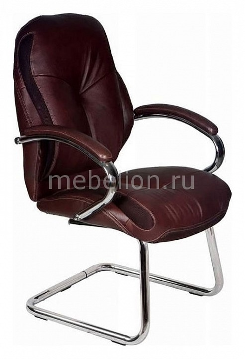 Кресло офисное T-9930AV шоколад mebelion.ru 8280.000