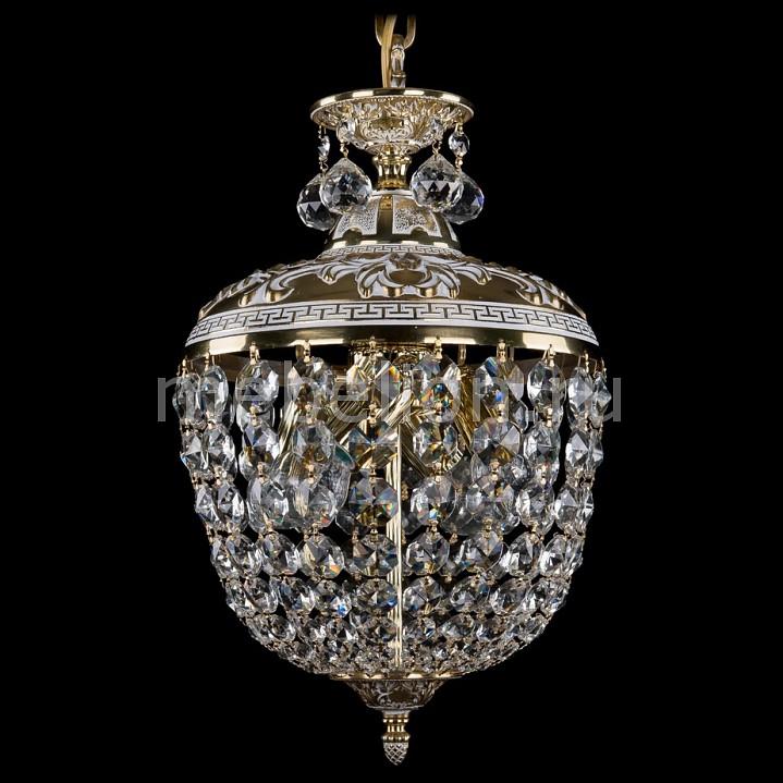 Подвесной светильник Bohemia Ivele Crystal 1777/25/GW 1777