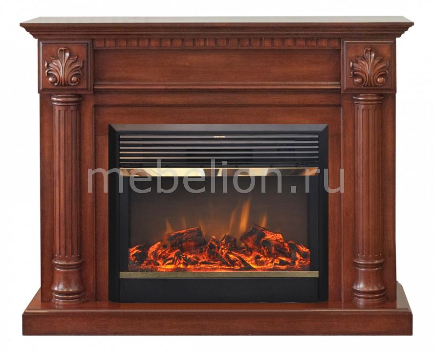 Электрокамин напольный Real Flame (137х40х109.5 см) Carisa 00010011164