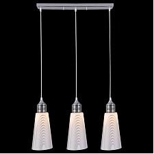 Подвесной светильник 50022/3 хром