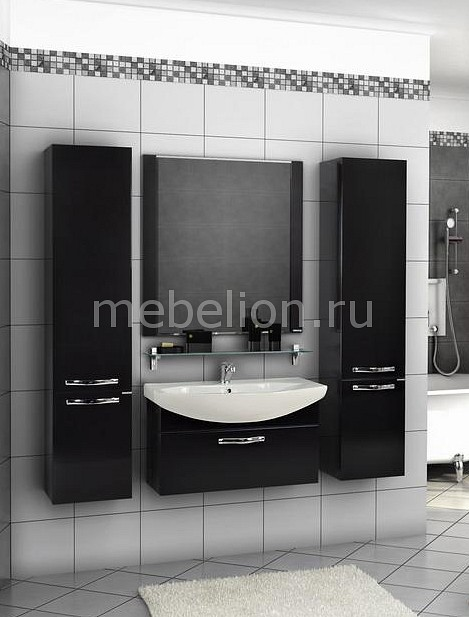 Гарнитур для ванной Акватон Ария 80