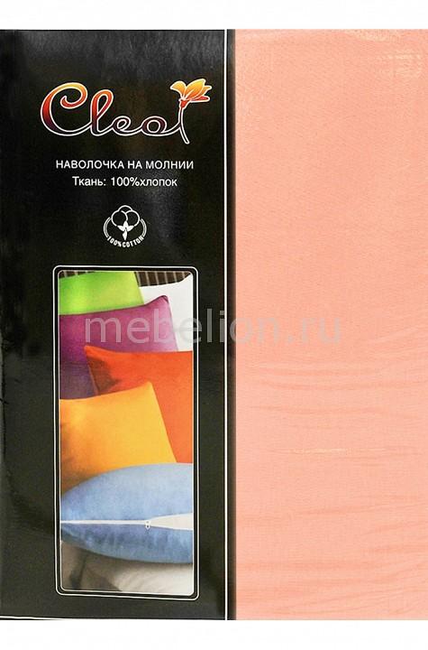 Наволочка Cleo Набор из 2 наволочек (50х70 см) Cleo комплект наволочек kupu kupu набор наволочек kupu kupu 50х70 см трикотаж 2 шт
