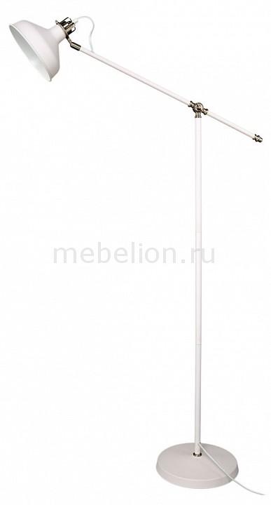Купить Торшер 4665 4-4665-1-WH+ST E27, Максисвет, Россия