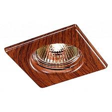 Встраиваемый светильник Wood 369717