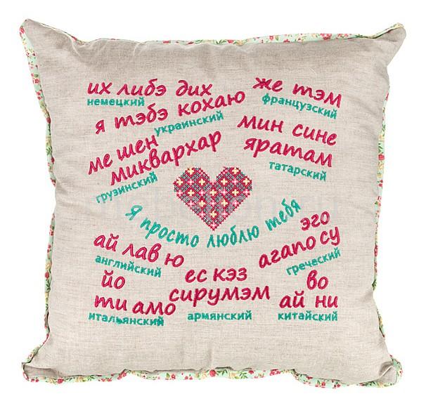 Подушка декоративная  (37х37 см) 850-713-30