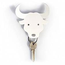 Ключница Umbra (8.8х9 см) Qualy QL10152-WH