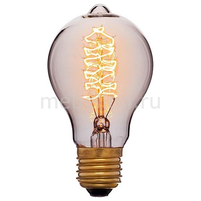 Лампа накаливания Sun Lumen A60 E27 240В 60Вт 2200K 053-617