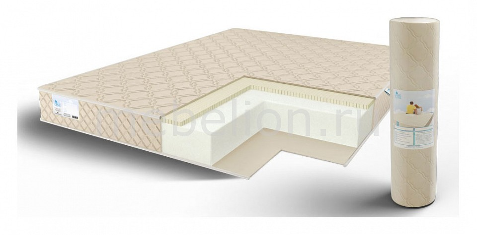 Купить Матрас полутораспальный Latex2 Eco Roll 2000x1400, Comfort Line, Россия