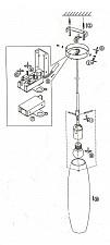 Подвесной светильник Globo 15900 Classic line