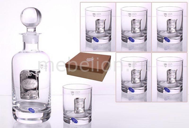 Комплект для алкогольных напитков Cristalleria acampora 307-099 коврик в багажник lada largus 2012