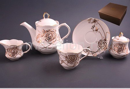 Чайный сервиз Porcelain manufacturing factory