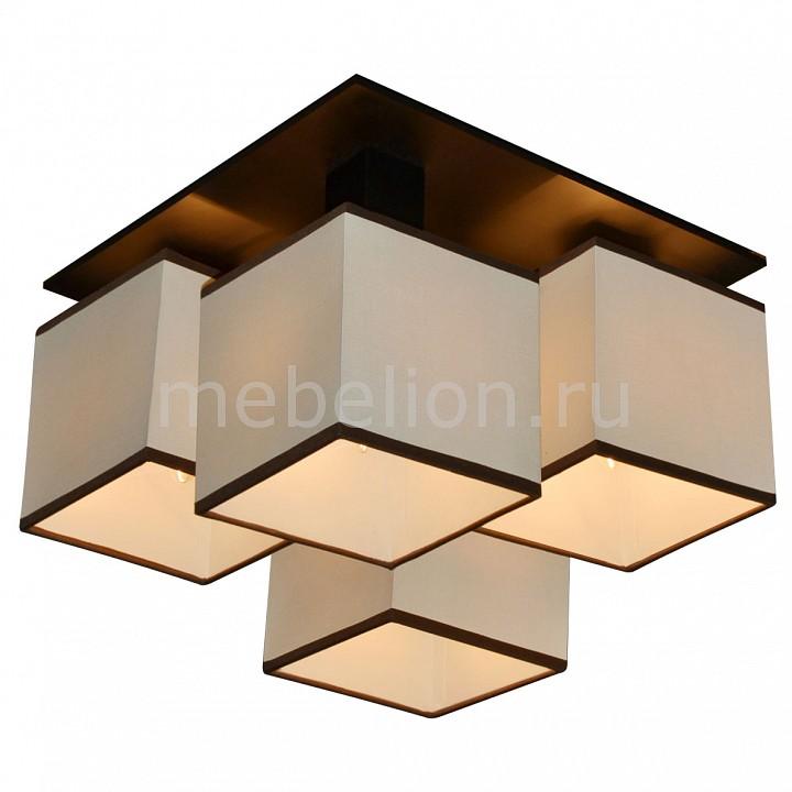 Накладной светильник Arte Lamp Quadro A4402PL-4BK сковорода гриль gipfel violeta 24 24 см