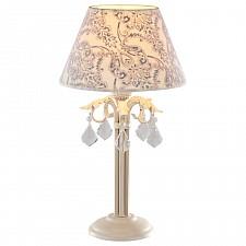 Настольная лампа декоративная Velvet ARM219-22-G