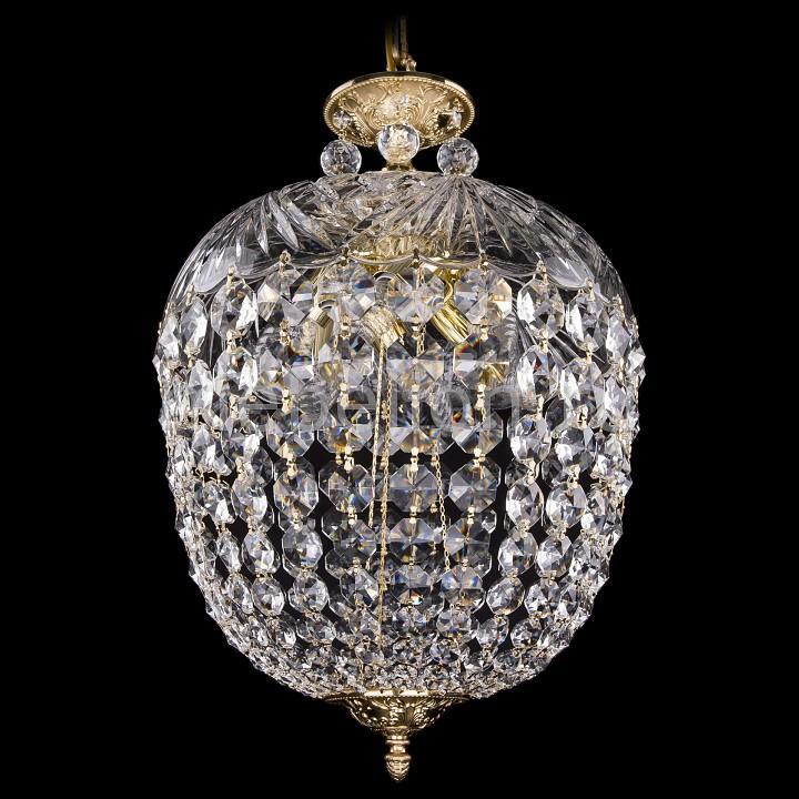 Подвесной светильник Bohemia Ivele Crystal 1677/35/G/Balls 1677