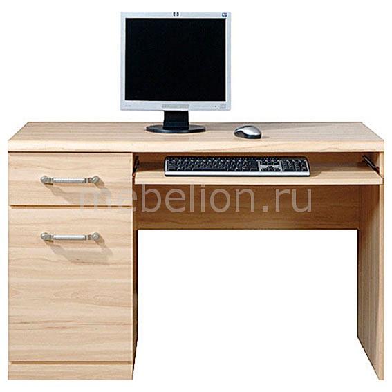Gerbor-мебель Стол компьютерный Инди А0047 прямой бук татра