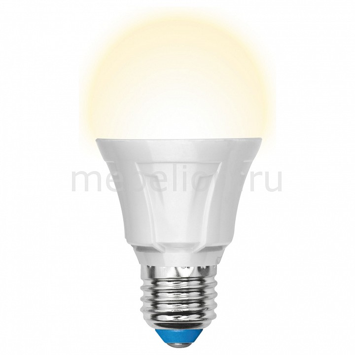 Uniel E27 220В 11Вт 3000K LED-A60-11W/WW/E27/FR/DIM PLP01WH donolux подвесная люстра donolux firenze s110218 6clear