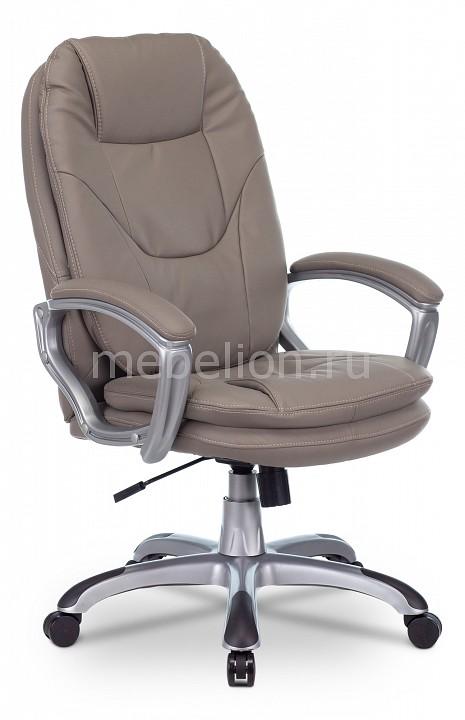 Кресло компьютерное Бюрократ Бюрократ CH-868AXSN серое