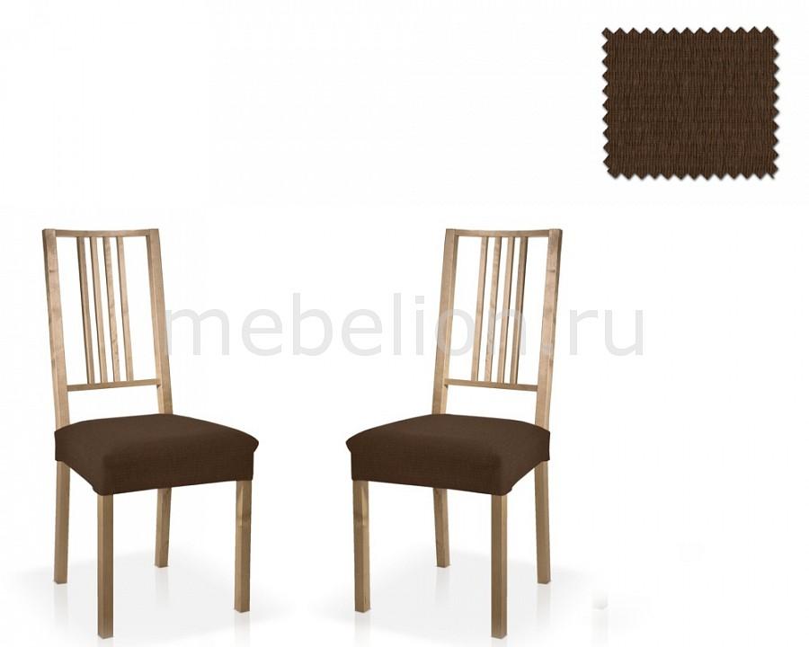 где купить  Чехол для стула Belmarti Набор из 2 чехлов для стульев ТЕЙДЕ  по лучшей цене