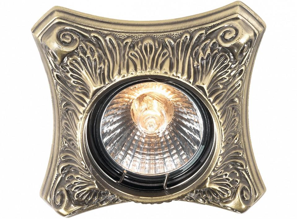 Встраиваемый светильник Novotech 369849 Vintage
