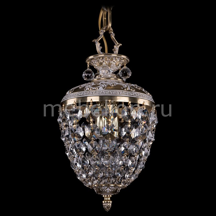 Подвесной светильник Bohemia Ivele Crystal 1777/17/GW 1777