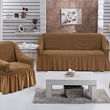 Набор чехлов для дивана и кресел Karna BULSAN