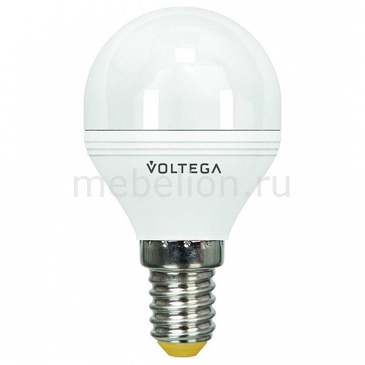Купить Лампа светодиодная Simple E14 220В 6Вт 4000K, Voltega, Германия