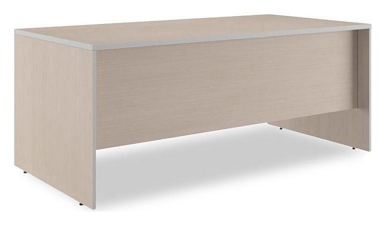 Стол для руководителя Pointex Свифт-2 canghpgin светлый серый цвет номер м