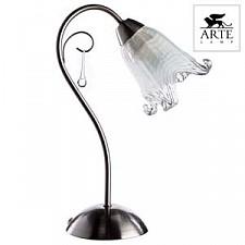 Настольная лампа декоративная Arte Lamp A7957LT-1SS Sussurro