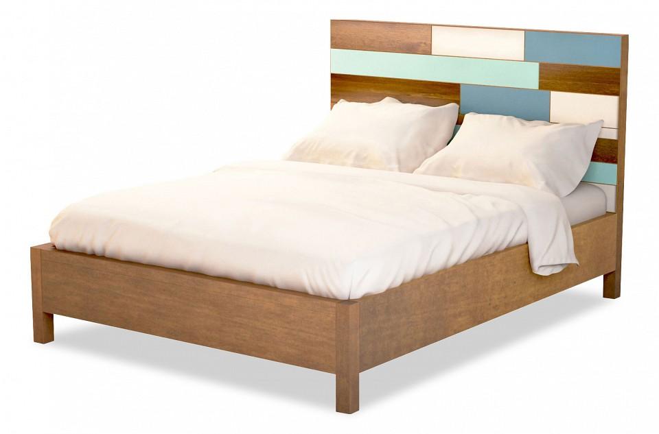 Кровать двуспальная Aquarelle