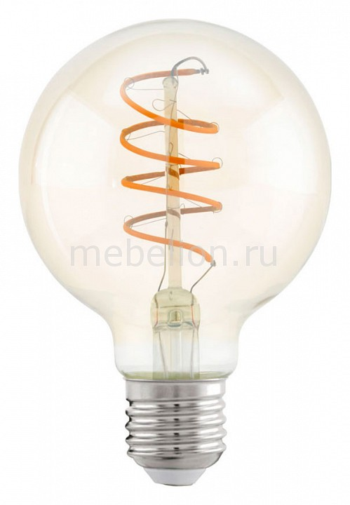 Лампа светодиодная Eglo E27 4Вт 220В 2200K 11722 лампа светодиодная [поставляется по 10 штук] eglo лампа светодиодная e27 4вт 220в 2200k 11679 [поставляется по 10 штук]