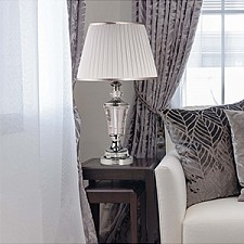 Настольная лампа Chiaro 619030201 Оделия