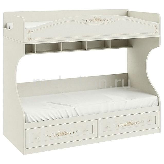 Кровать двухъярусная Мебель Трия Лючия ТД-235.11.01 65mm big bore cylinder barrel