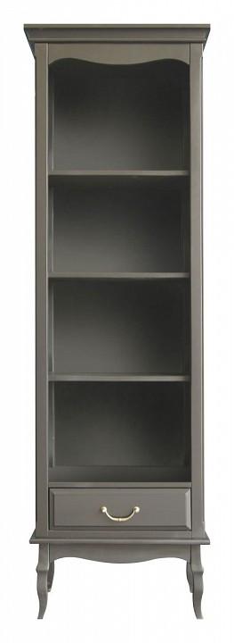 Купить Стеллаж комбинированный Leontina Black, Этажерка, Россия